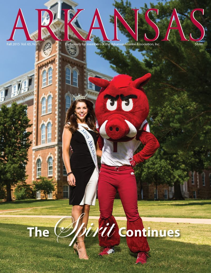 Arkansas Magazine